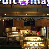 Photo taken at Fruit Magic by Niknok A. on 7/29/2012