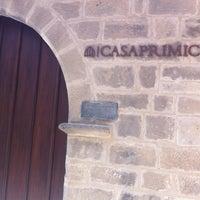 Photo taken at Casa Primicia (Antigua Bodega) by Garikoitz K. on 3/24/2012