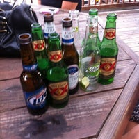 Photo taken at The Monkey Bar Kemah by Stephanie P. on 4/29/2012