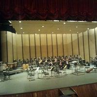 Photo taken at Teatro Del Estado by Miguel V. on 2/17/2012