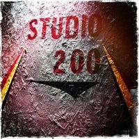 Photo taken at Studio 200 by M on 6/9/2012