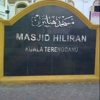 Photo taken at Masjid hiliran by min m. on 6/15/2012