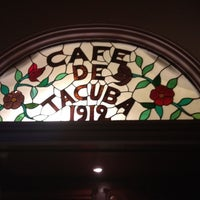 4/18/2012にRaKeL N.がCafé de Tacubaで撮った写真