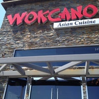 Photo taken at Wokcano by Audra C. on 6/16/2012