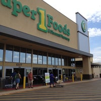 Photo taken at Super 1 Foods by Tim C. on 6/16/2012