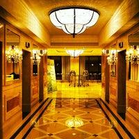 Foto tirada no(a) Windsor Atlântica Hotel por Fabio A. em 4/4/2012