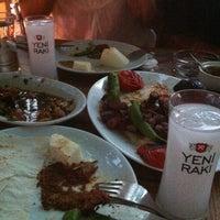 Photo taken at Cunda Balık Restaurant by Erkan G. on 8/1/2012