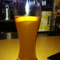 Photo taken at Buffalo Wild Wings by Markeith R. on 4/22/2012