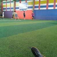 Photo taken at Arrayan Futsal by Ferdy L. on 6/27/2012