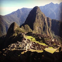 Foto tomada en Machu Picchu por Charles M. el 8/7/2012