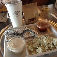 Photo taken at Chipotle Mexican Grill by Ashley R. on 3/11/2012