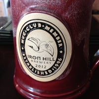 Photo taken at Iron Hill Brewery & Restaurant by Christine M. A. on 8/26/2012