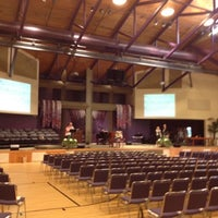 Photo taken at Christ Community Church by Brad H. on 8/5/2012