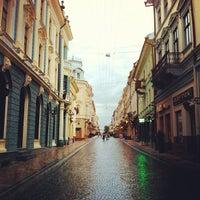 Снимок сделан в Улица Ольги Кобылянской пользователем Roman V. 8/14/2012