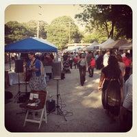 Photo taken at East Atlanta Village Farmers Market by Etan H. on 4/26/2012
