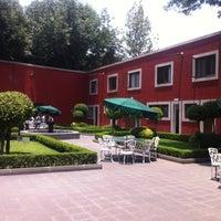 Photo taken at Universidad Panamericana by Arturo A. on 5/3/2012