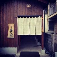 Photo taken at 十割蕎麦 よし松 by Masanari A. on 5/15/2012
