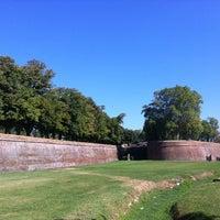 Foto scattata a Le Mura di Lucca da Miquel O. il 8/19/2012