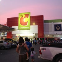 Photo taken at Big C by หอยขม เ. on 4/26/2012