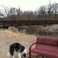 Photo taken at Brookside Park by BJ F. on 3/4/2012