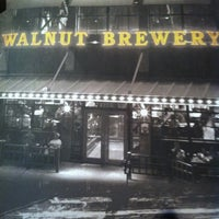 Photo taken at Walnut Brewery by Michael S. on 3/17/2012