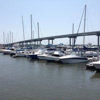 Photo taken at St Johns Yacht Harbor by Marc H. on 5/23/2012