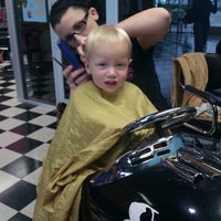 Photo taken at Hair Diddle Diddle by Alan H. on 2/18/2012