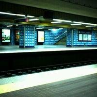 Photo taken at Metro Colégio Militar / Luz [AZ] by Kader B. on 6/12/2012