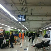 Photo taken at Tiendas Jumbo Bulevar by Claudio M. on 2/29/2012