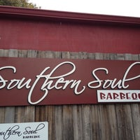Photo taken at Southern Soul Barbeque by Eric V. on 2/26/2012