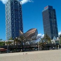4/24/2012にMon M.がHotel Arts Barcelonaで撮った写真