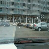 Photo taken at Estacionamiento URP by Lorena L. on 9/8/2012