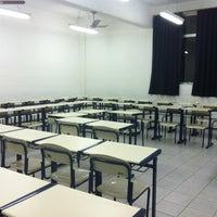 Photo taken at Faculdade Cenecista de Osório (FACOS) by Eduardo F. on 5/11/2012