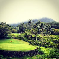 Photo taken at Royal Hawaiian Golf Club by Dan R. on 9/5/2012