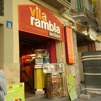 Foto tomada en Vila Rambla por Hoshi A. el 6/11/2012