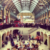 Photo taken at Covent Garden Market by ibo •. on 7/6/2012