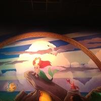 Photo taken at The Little Mermaid ~ Ariel's Undersea Adventure by Nathalie on 7/12/2012