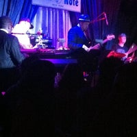 Photo taken at Blue Note by Andrew B. on 7/1/2012