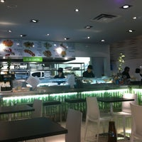 Photo taken at Tatami Sushi by Erin F. on 8/16/2012