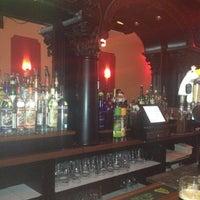 Photo taken at Genesis Bar & Restaurant by Megan P. on 9/13/2012