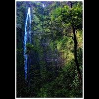 Photo taken at 7 Sacred Pools @ Haleakala State Park by Ben G. on 6/29/2012