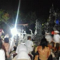Photo taken at Pura Oebananta by oka w. on 5/5/2012
