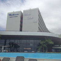 Photo taken at Pestana Casino Park by Pedro F. on 8/27/2012