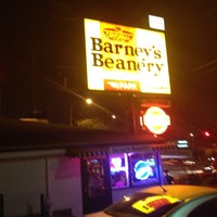 Photo taken at Barney's Beanery by Manny A. on 5/20/2012