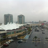 Photo taken at Palmas Plaza by Julio S. on 2/10/2012