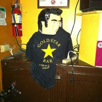 Photo taken at Gold Star Bar by Jessica P. on 4/8/2012