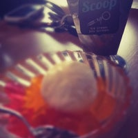 Photo taken at Scoop ice cream by Yingyui K. on 3/20/2012