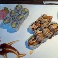 Photo taken at Kabuki Fusion Sushi & Grill by Erin L. on 4/9/2012