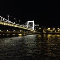 Photo taken at Elisabeth Bridge by Piero M. on 7/17/2012