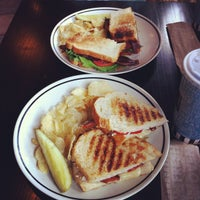 Photo taken at Corner Bakery by Amanda C. on 6/30/2012